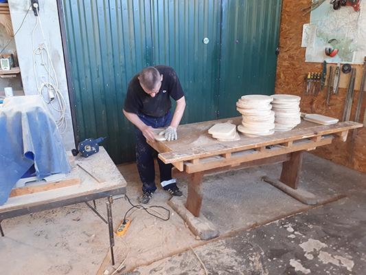 Процес изготовления свдовой мебели